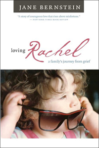 Book cover for Loving Rachel by Jane Bernstein.