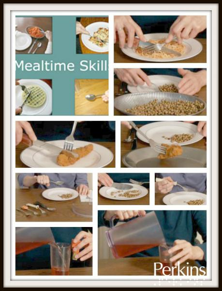 Mealtime Skills with Sue Shannon.