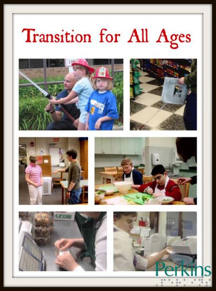 Transition for All Ages with Dorinda Rife.