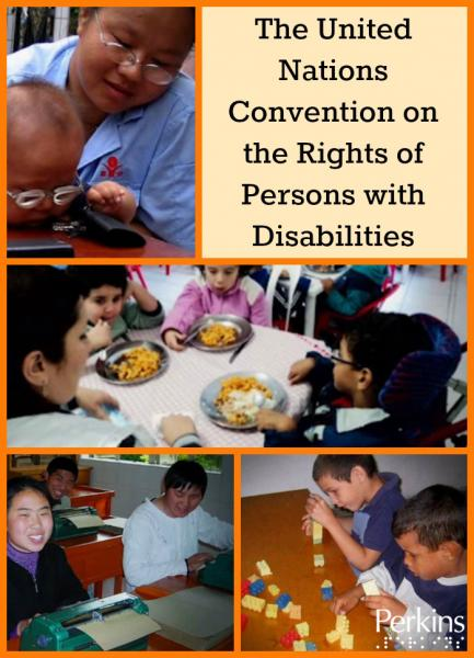 The United Nations Convention on the Rights of Persons with Disabilities webcast with Dr. Penny Hartin.