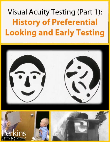 Visual Acuity Testing (Part 1): History of Preferential Looking and Early Testing with Louisa Mayer.