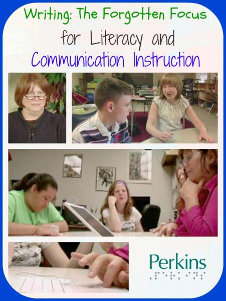 Writing: The Forgotten Focus for Literacy and Communication Instruction with Linda Hagood.