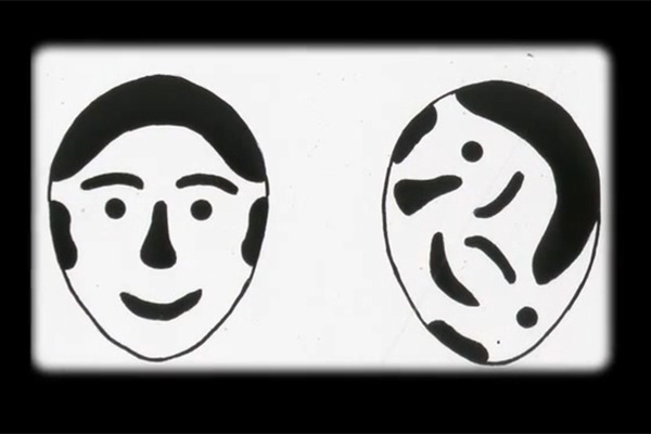 Image of two faces side-by-side.