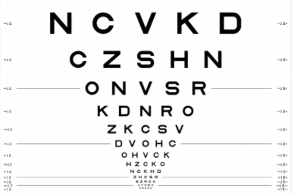 Visual Acuity Testing, Part 2: Acuity Cards and Testing Procedures ...