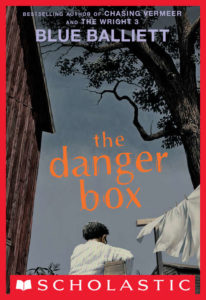 Cover of the book, The Danger Box by Blue Ballet