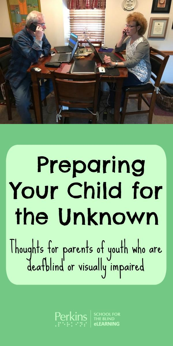 Collage to prepare your child for the unknown