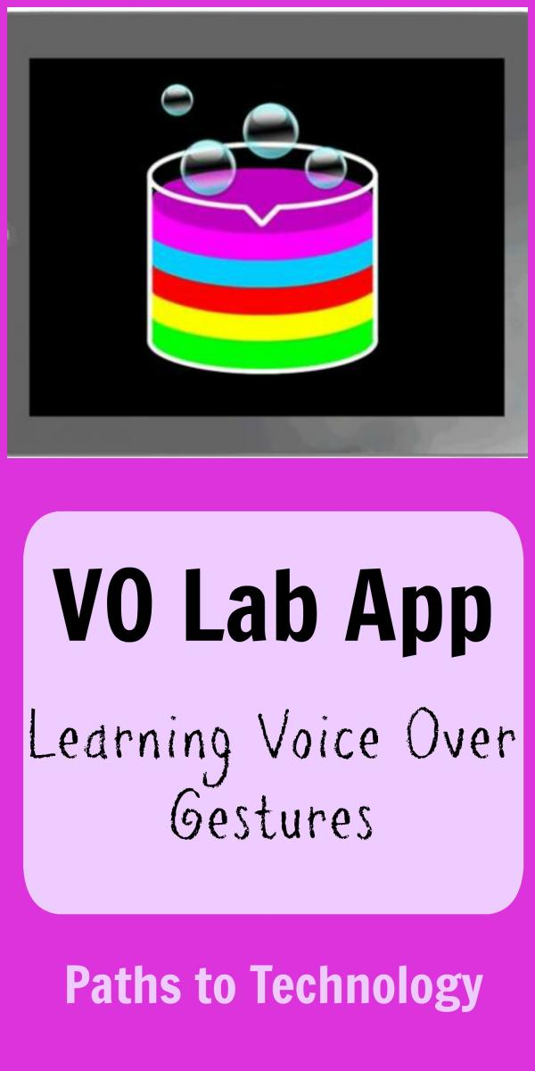 Collage of VO Lab